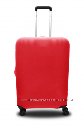 Чехол для чемодана дайвинг Coverbag красный р. M