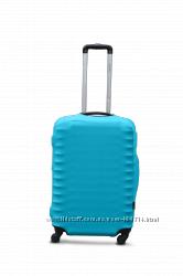 Чехол для чемодана из дайвинга бирюза