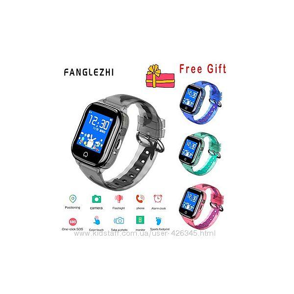 Smart baby watch K21  Детские водонепроницаемые часы