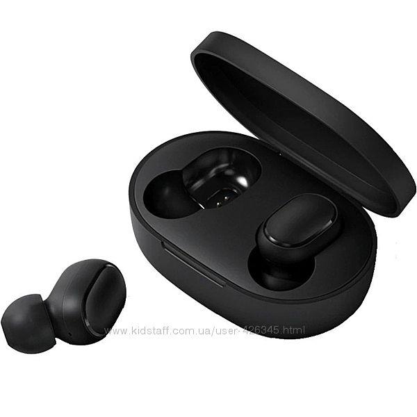 Бездротові навушники Xiaomi Redmi AirDots Black TWSEJ04LS ORIGINAL