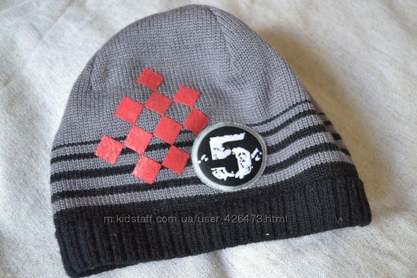 Демисезонная шапка Lenne 3-5г.