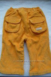 Вельветовые брюки на хлопковой подкладке Chicco 9м 68см