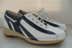 Женские спортивные кожаные туфли 36 р. Италия Casuccio & Scalera.