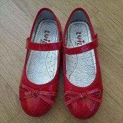 Туфли лак Evie