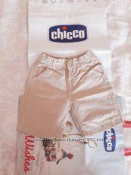 Шорты на стильного мальчика от Chicco, 92  размер