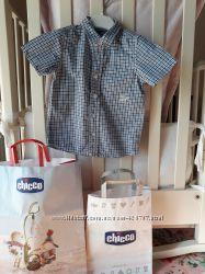 Рубашка с коротким рукавом Chicco, 86  размер