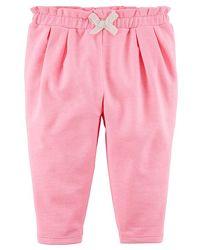 Хлопковые штаны для девочки Carters, 24 месяца