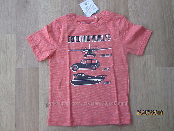 Яркие летние футболки Topolino для мальчиков в наличии