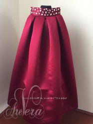 Макси юбка с камнями 42-44 р. НОВАЯ