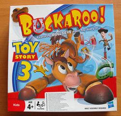 Настольная механическая игра Hasbro с конем Булзаем из Истории игрушек