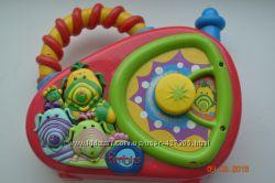 Музыкальная игрушка-радио Фимблес fimbles Mattel