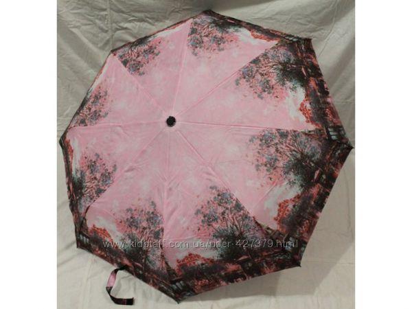 Зонты полуавтомат, антиветер