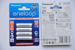 Panasonic бывш. SANYO eneloop bk-4mcce 800mah, min. 750mah