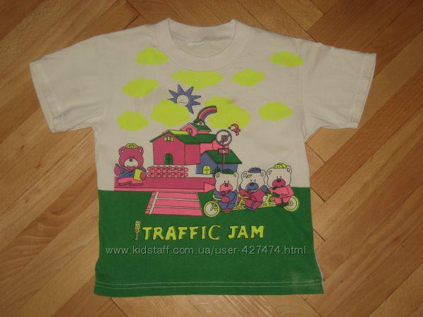 Регланы, футболки, рубашки на 3-5лет