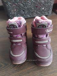 Зимние ботинки В&G 26 размер