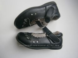 Наши кожаные туфельки, стелька 15, 5 см