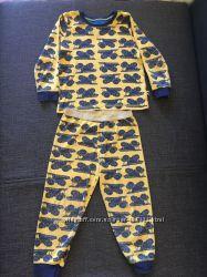 Пижамы Mothercare для мальчика 2 размера 2-3-4 года