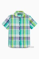 Рубашка Next. в наличии. ниже цены сайта. 6лет