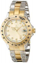 новые женские часы ToyWatch Women&acutes Classic Gold Dial Plastic