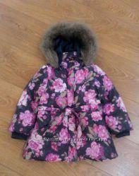 Шикарная курточка Monsoon 5-6 л