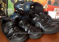 Туфли кроссовки школьные CLARKS 31-33 p.