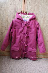 Пальто Cherokee кашемировое для девочки 5-6 лет р116см