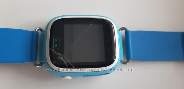 Продам детские умные часы Smart Baby Watch Q90 GPS Blue