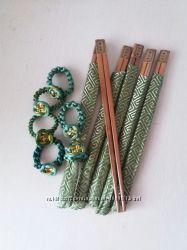 Продам деревянные палочки для суши в красивой оригинальной упаковке .