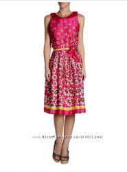 Платье Miss Naory, натур шелк, размер S маломерит, оригинал из США