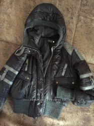 Деми куртка утеплённая Oggi