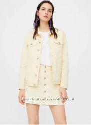 Женская джинсовая куртка Mango