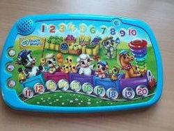 Яркая интерактивная обучающая игрушка LeapFrog