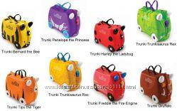 Детские чемоданы на колесах Trunki - Оригинал, В наличии