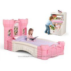 Детская кровать Маленькая Принцесса Step 2