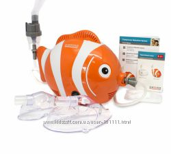 Компрессорный небулайзер ингалятор Gamma Рыбка Nemo - Гарантия
