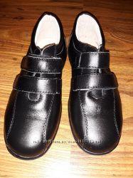 Туфли кожаные, размер 36, стелька 23 см