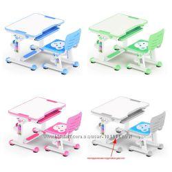 Парта и стул для школьника Evo-kids BD-08 - Низкая цена