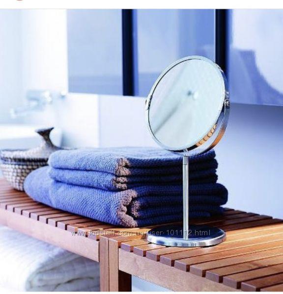 Идеальные двухсторонние зеркала для нанесения макияжа . ИКЕА . Тренсум .