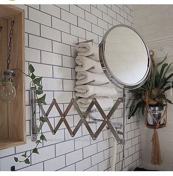 Увеличительные зеркала для ванной. Икеа. Фрэкк. В наличии.