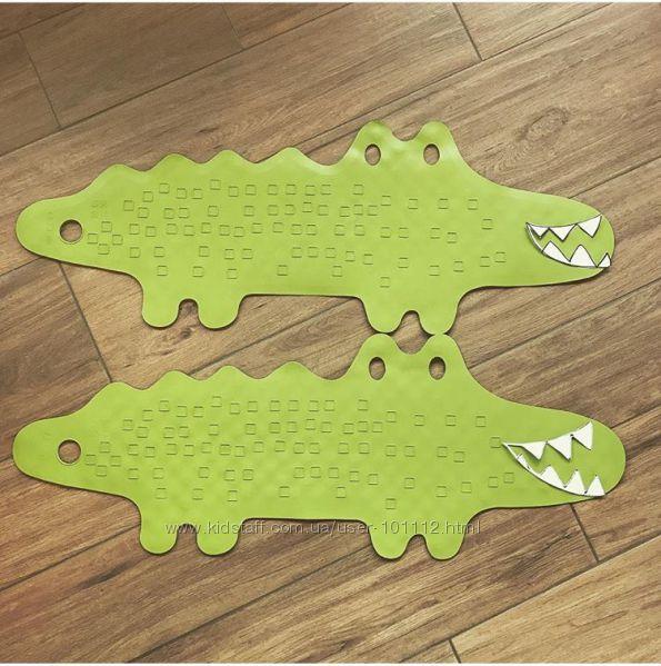 Противоскользящие коврики - крокодильчики для ванной ИКЕА . В наличии .