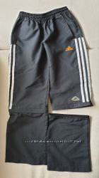 Спортивные брючки-капри Adidas р. 128см 7-8лет