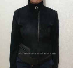 Замшевая куртка размер М