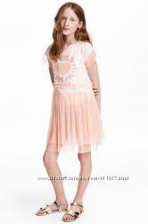 Платья-туника  для взрослых девочек от НМ