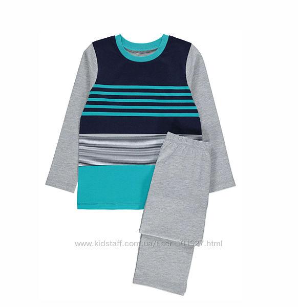 Домашняя одежда, пижамы для мальчишек  из Англии цена набора