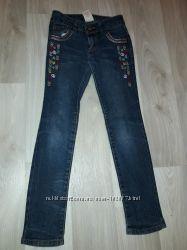 Скинни джинсовые