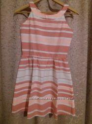 Бавовняна літня сукня для дівчинки-підлітка