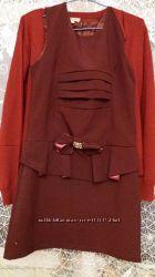 Пакет шкільного одягу для дівчинки 140-150 см зросту