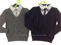 СП Шкільні светрики, обманки для хлопчиків від many&many, мені&мені