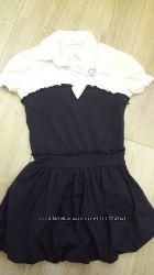 Школьное платье Colabear,  130р.