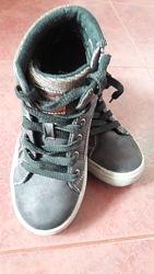 Демисезонные ботинки , 21, 5см по стельке